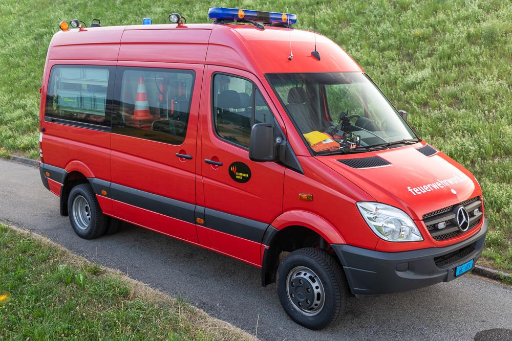 PbU-Fahrzeug
